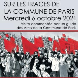 Sur les traces de la Commune de Paris